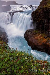 Gullfoss, Iceland, Waterfall, Fine Art, Limited Edition,