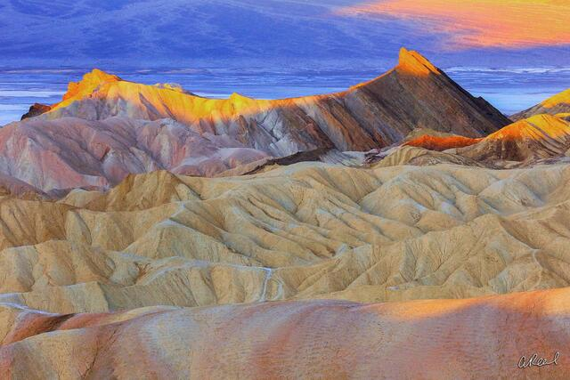 Death Valley, Zabriskie, National Park,