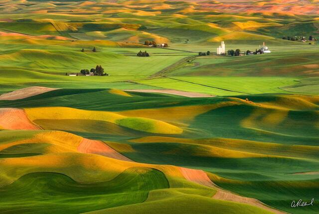 Palouse Washington Photography Workshop May 2021