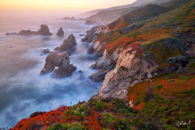 Last Light | Ocean Photography | Aaron Reed