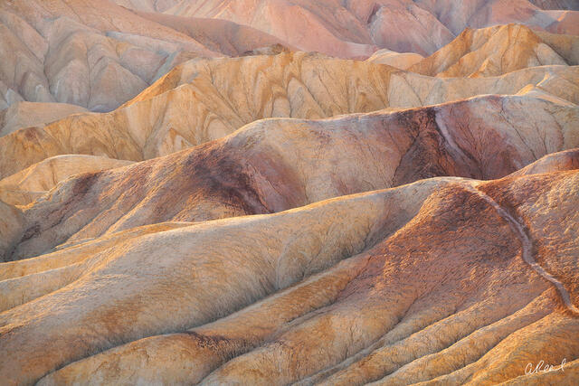 Death Valley, Graben, Geological, Zabriskie Point, Death Valley National Park