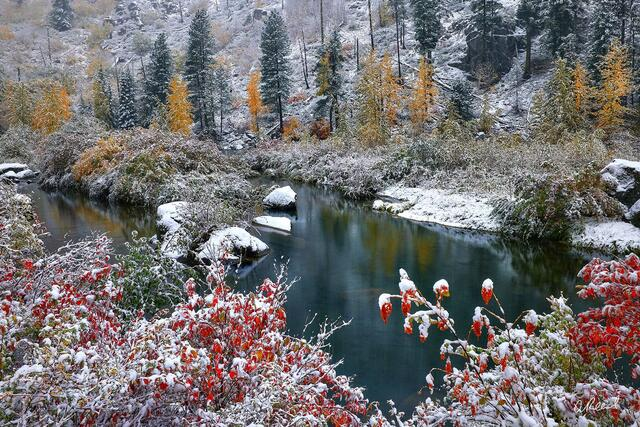 Tumwater, Canyon, Leavenworth, Washington