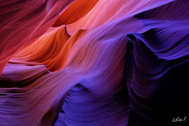 Antelope Canyon, Page, Arizona, Fine Art, Limited Edition, Slot Canyon