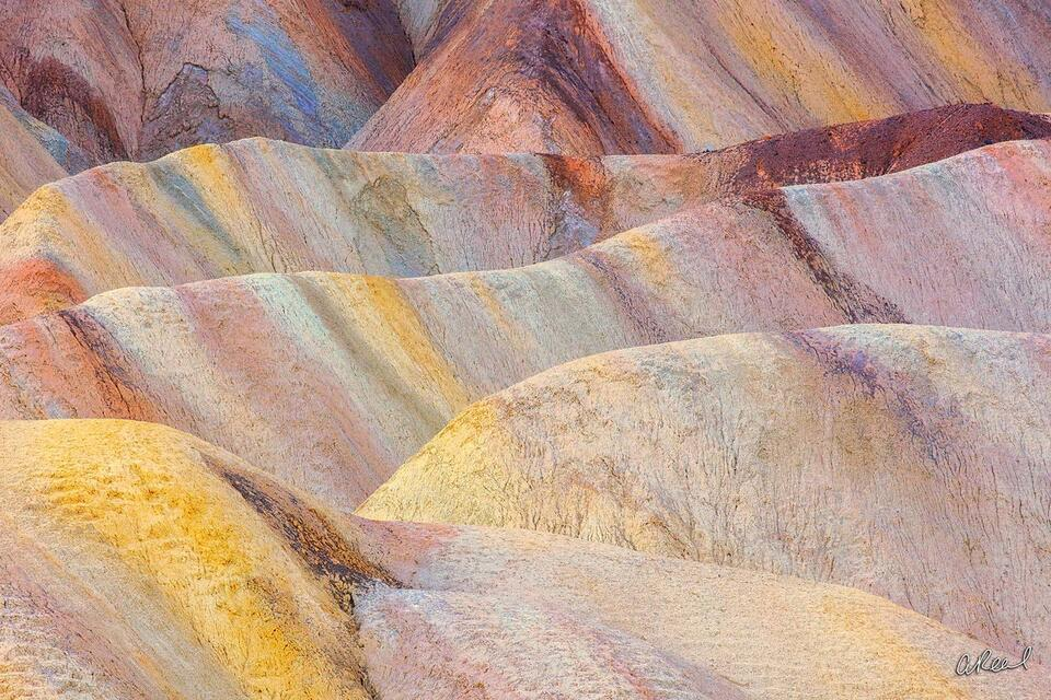 Pastel Paradise | Abstract Photography | Aaron Reed