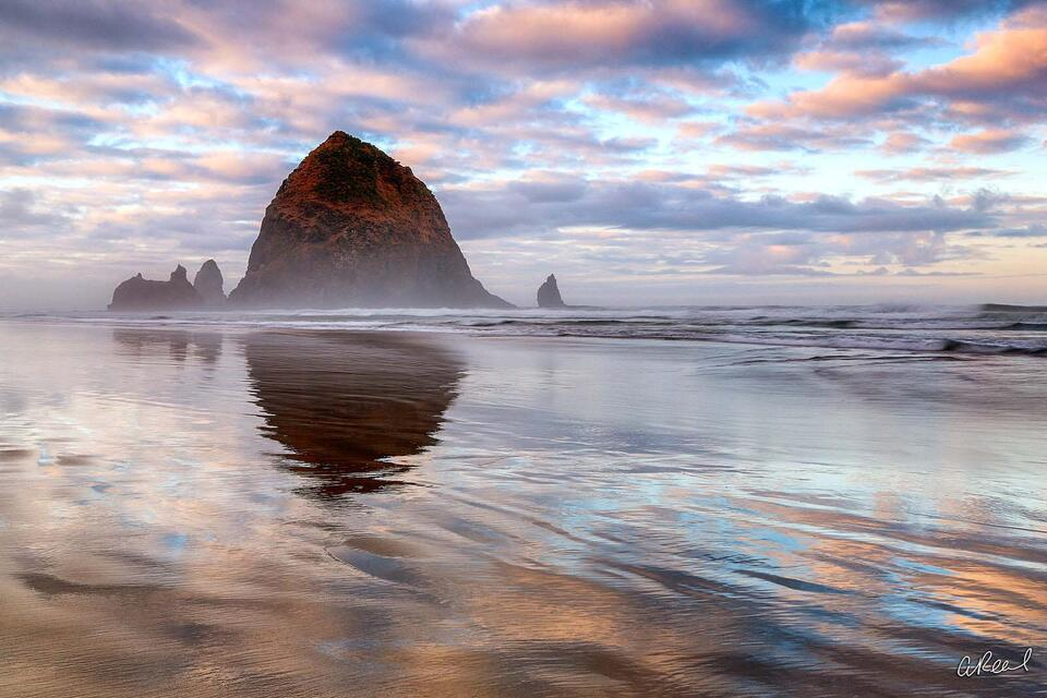 Cannon Beach, Oregon, Ecola, Clatsop, Lewis and Clark, America, Fine Art, Limited Edition,