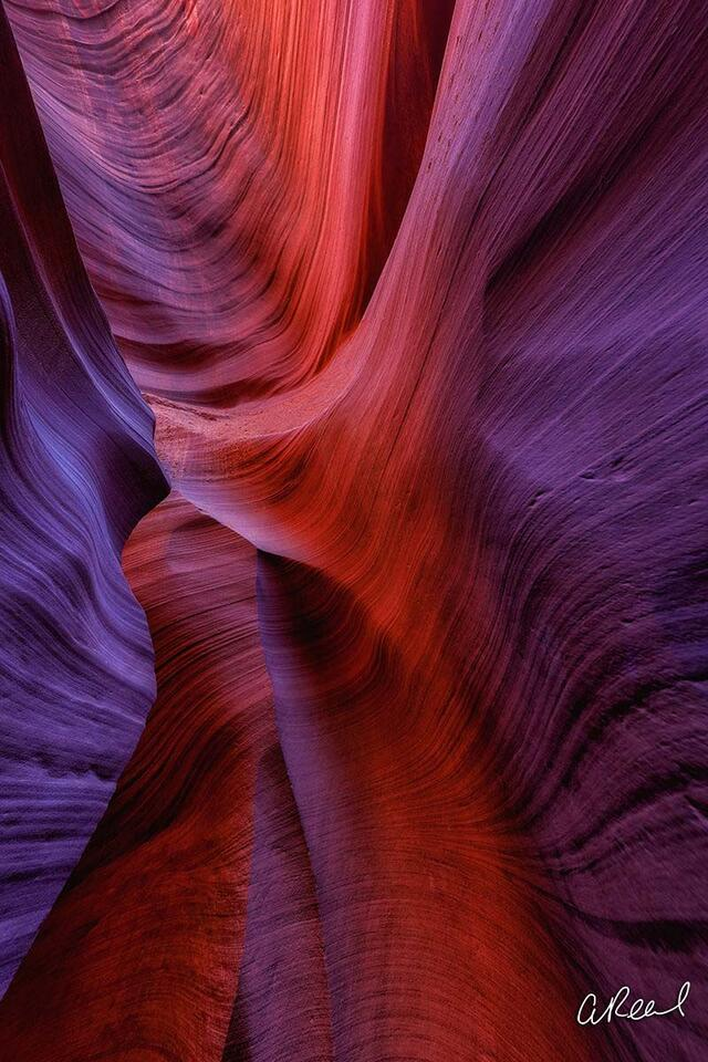 Slot Canyon, Antelope Canyon, Page, Arizona, Fine Art, Limited Edition