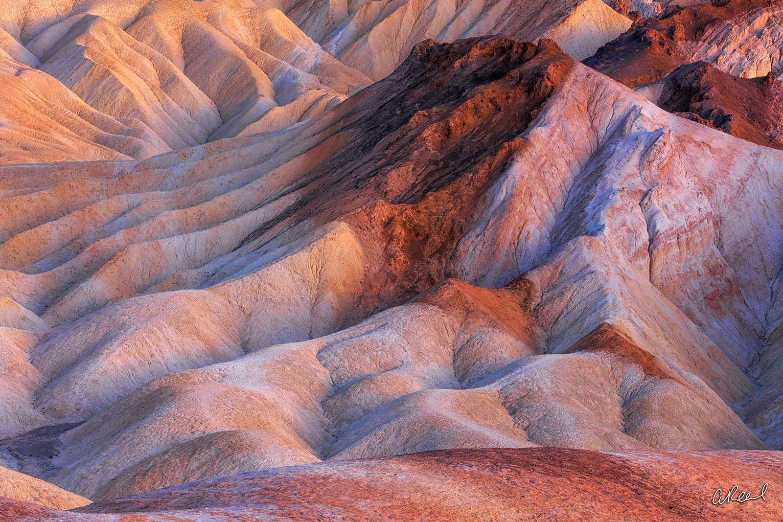 Death Valley, furnace creek, photo