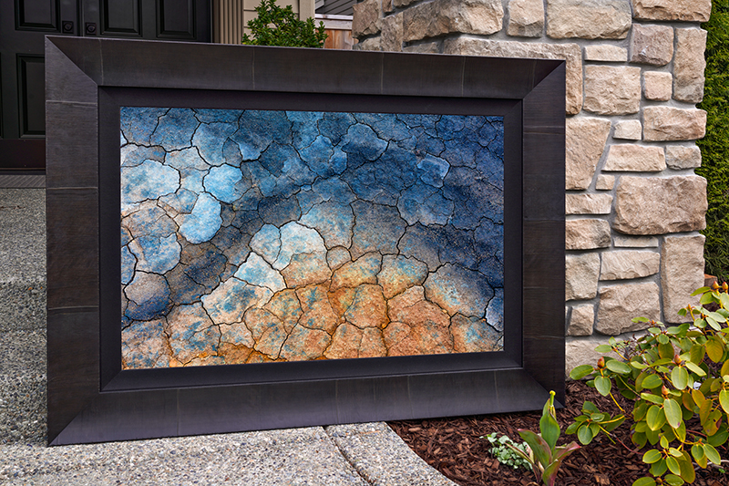 DIAMOND SERIES | ROMA FRAMED LUMACHROME ACRYLIC FINE ART PRINTS | READY TO HANG print preview