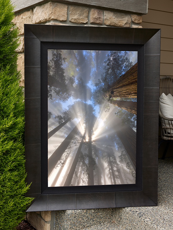 ROMA TRULIFE® LUMACHROME ACRYLIC FINE ART PRINTS   MUSEUM FRAMED print preview