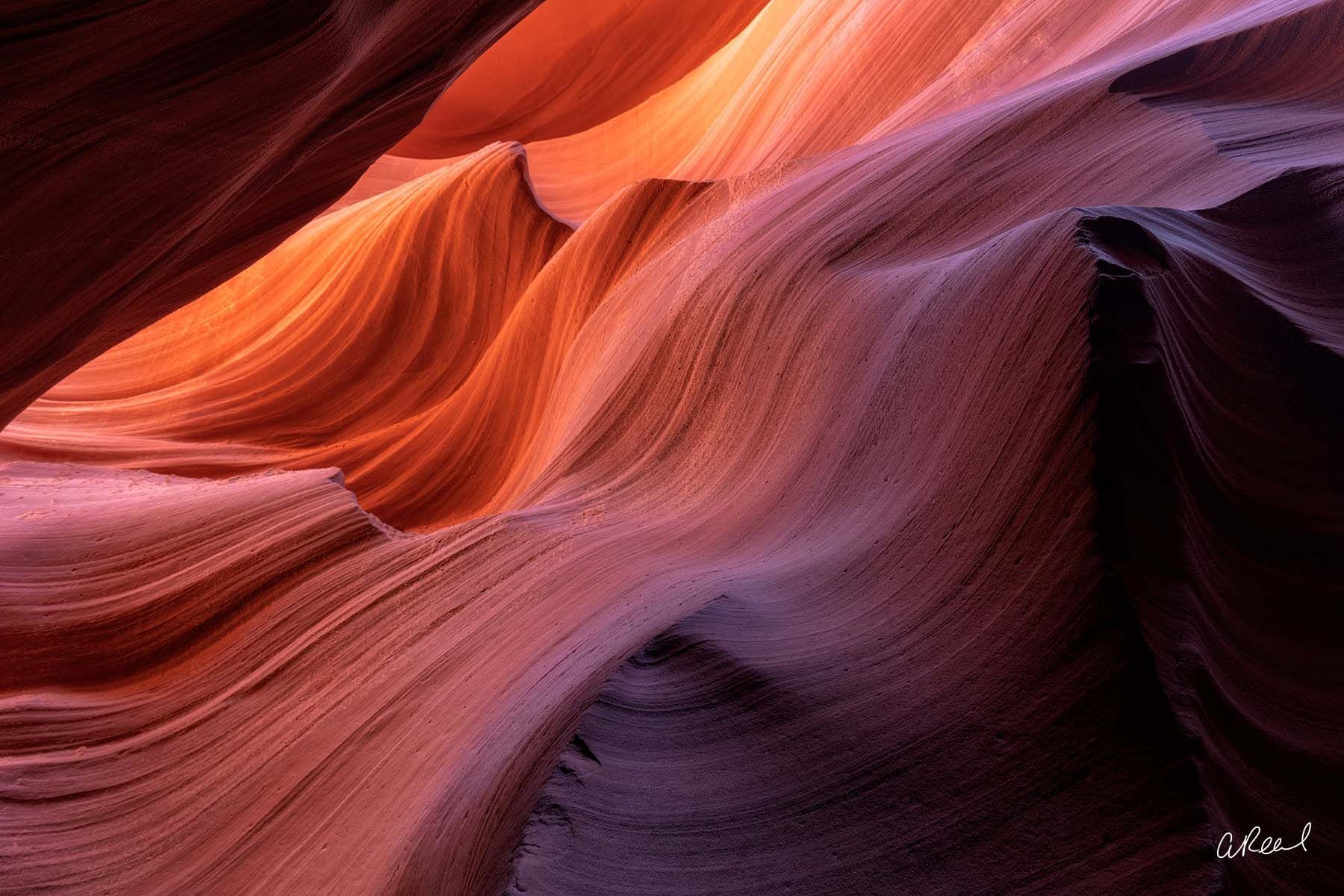 Dream, Antelope, Canyon, Page, Arizona, photo