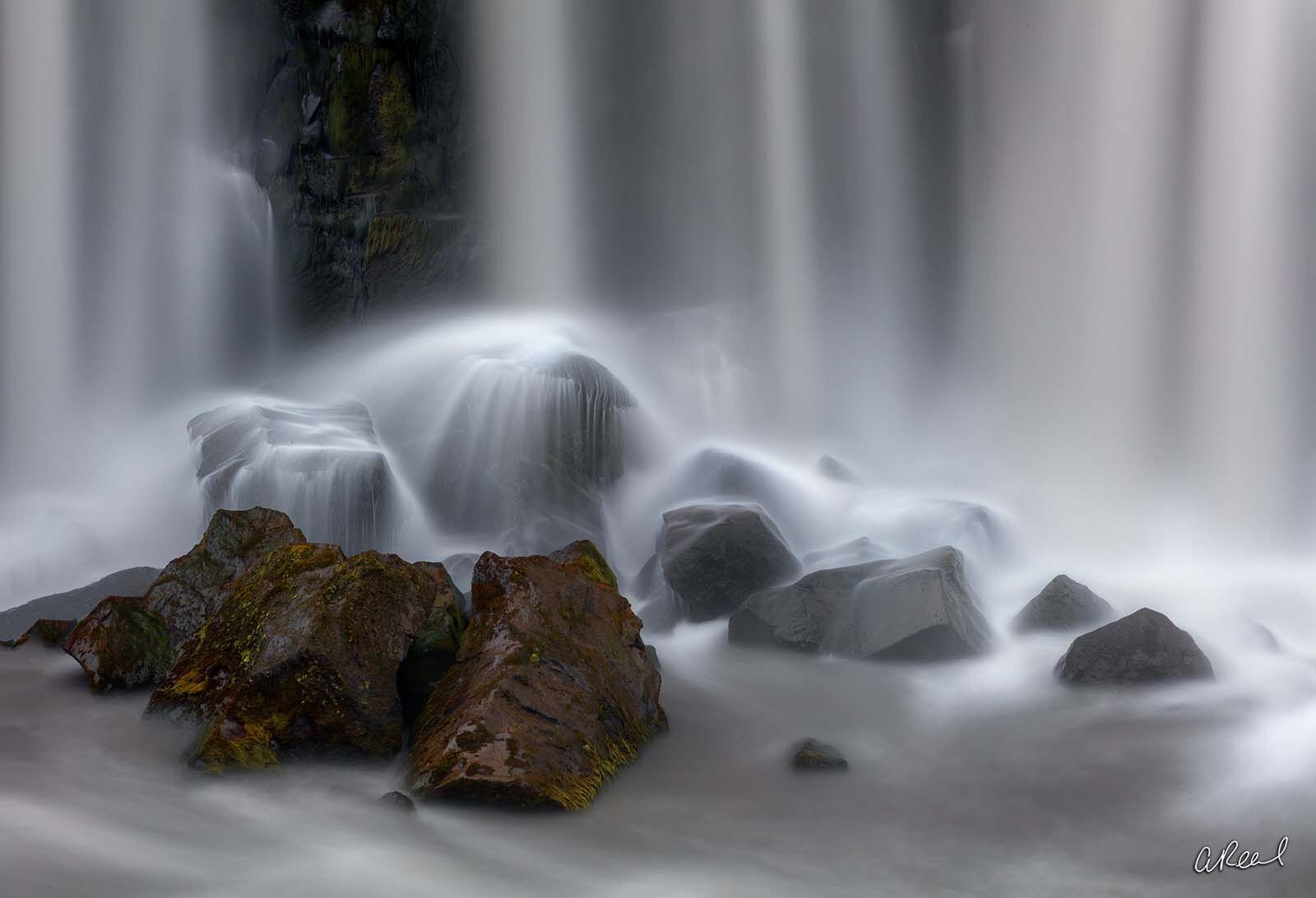 Dettifoss, Iceland, Waterfall, Long Exposure, Fine Art, Limited Edition, , photo