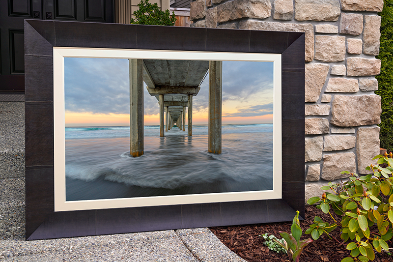ROMA TRULIFE® LUMACHROME ACRYLIC FINE ART PRINTS | MUSEUM FRAMED print preview