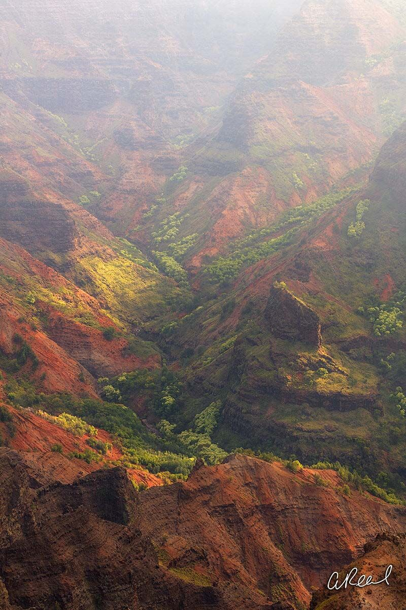 Waimea, Kauai, Canyon, Light, Island, Destination, Fine Art, Limited Edition, , photo