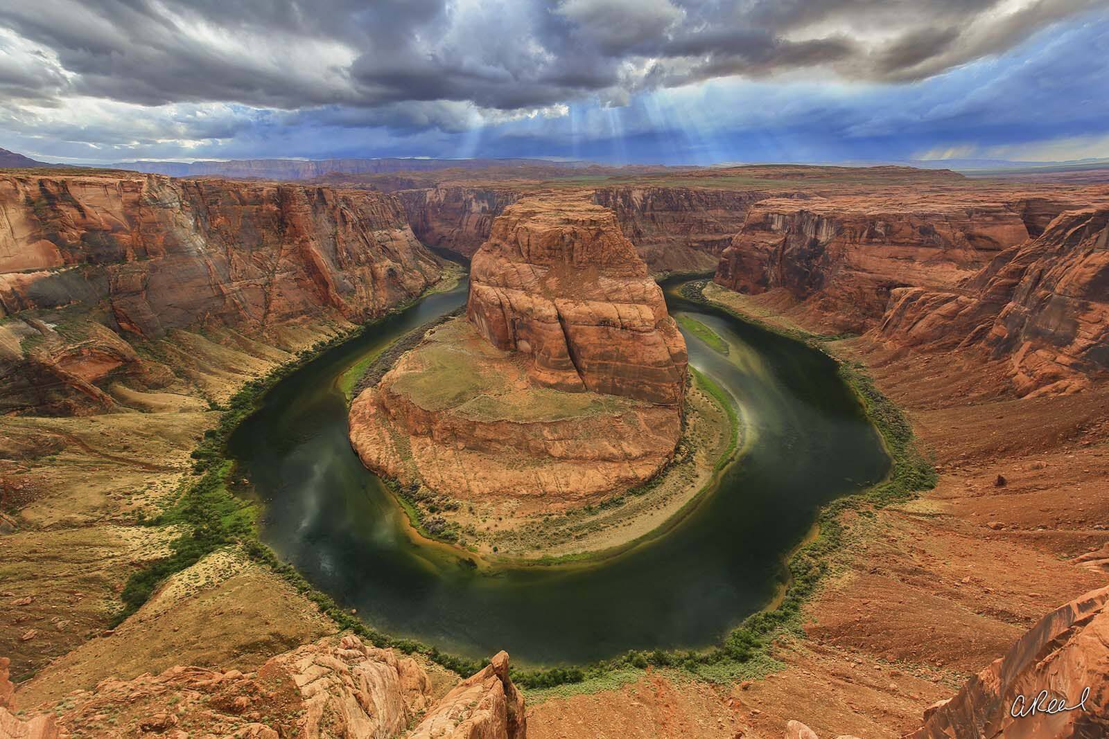 Horseshoe Bend, Page, Arizona, Fine Art, Landscape, Colorado River, Limited Edition, River, Glen Canyon,, photo