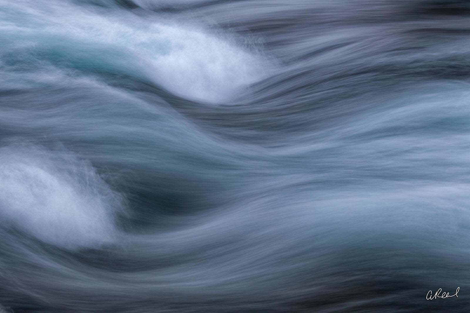 Motion, Time, Fine Art, Limited Edition, Waves, Water, Iceland, photo