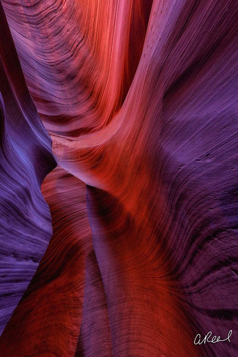 Slot Canyon, Antelope Canyon, Page, Arizona, Fine Art, Limited Edition, photo