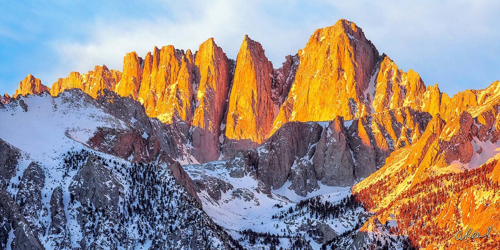 Transform your space with Aaron Reed's luxury fine art photography print, Majesty, from his Panoramic Wall Art collection. Order...