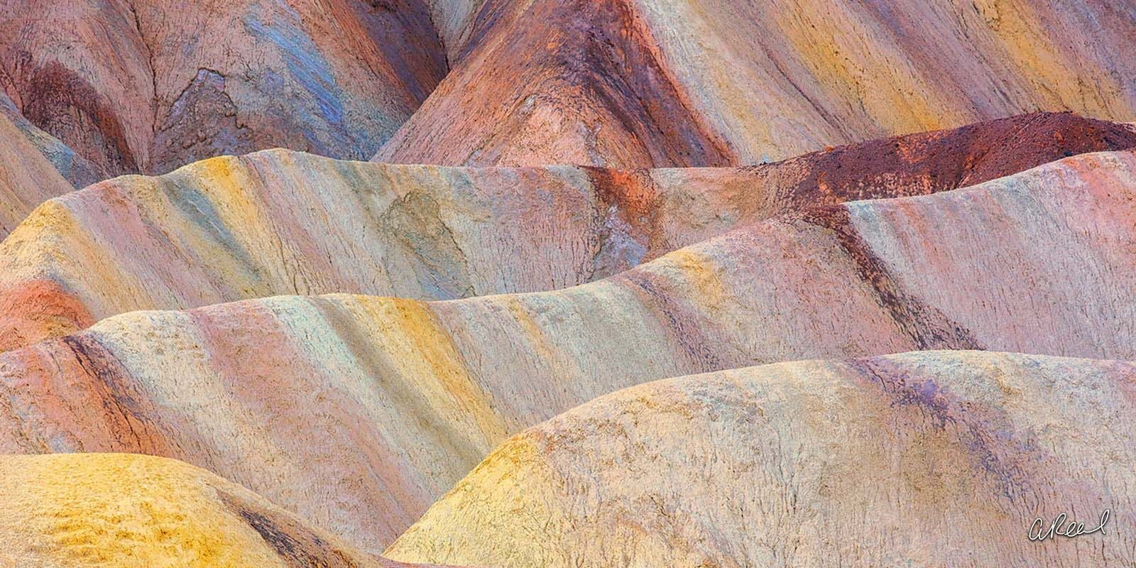 Transform your space with Aaron Reed's luxury fine art photography print, Pastels, from his Panoramic Wall Art collection. Order yours today!