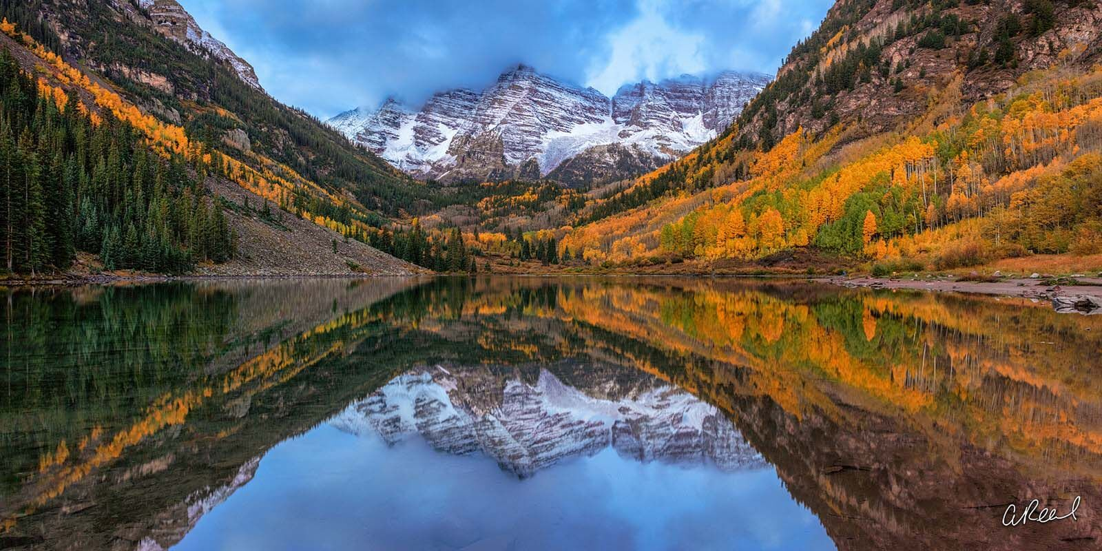 Transform your space with Aaron Reed's luxury fine art photography print, Royalty, from his Panoramic Wall Art collection. Order...